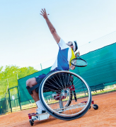 Rollstuhl-Tennis Workshops in Nordhorn